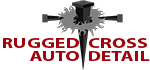 Rugged Cross Auto Detail logo